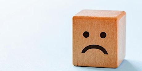 Webinar gratuito: Cómo eliminar la negatividad 18hs entradas