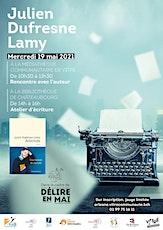 Rencontre avec Julien Dufresne-Lamy billets