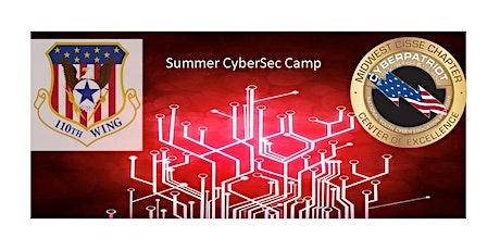CyberPatriot Summer Camp  Battle Creek ANG tickets