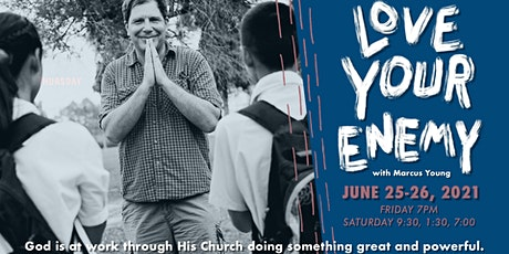 Love Your Enemies with Marcus Young tickets
