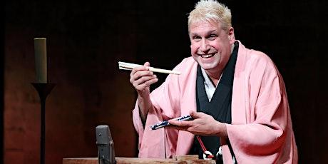 Free: King of Kimono Comedy Katsura Sunshine's Rakugo Digital World Tour tickets