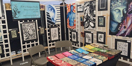AliciaLondosArt - Artist Booth at North Halsted Market Days 2021 tickets