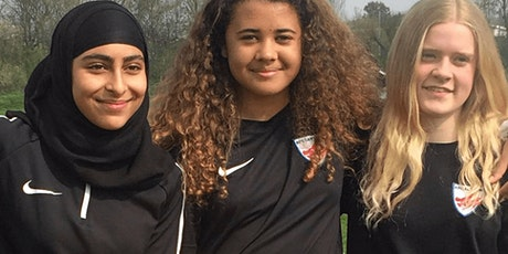 Women & Girls Football Trials U8s - U17s, Reserve & First Teams East London tickets