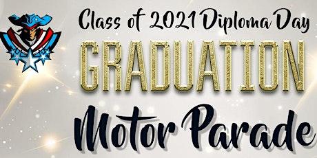 8th Grade - Diploma Day - Graduation Celebration Stations - Barack Obama tickets