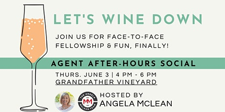 Agent After Hours Social tickets
