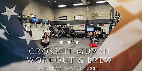 CrossFit Murph WOD & Brew tickets