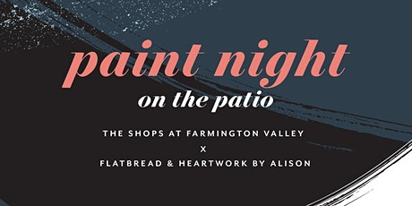 Paint Nights on the Patio tickets