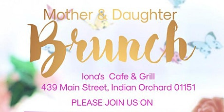 Mother & Daughter Brunch tickets