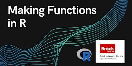 Making Functions in R entradas