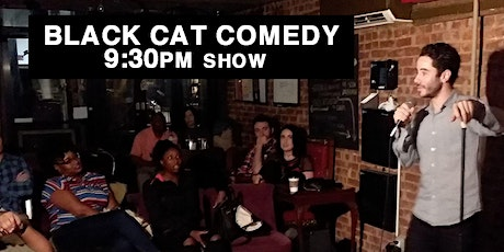 Special Free Admission Comedy Show Deal!  Black Cat LES Standup Comedy Show tickets