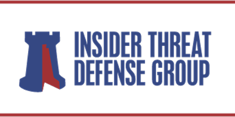 INSIDER THREAT PROGRAM MANAGER - WORKING GROUP LIVE WEB BASED TRAINING tickets