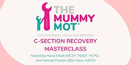 Mummy MOT® C-Section Masterclass tickets
