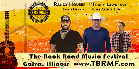 The Back Road Music Festival tickets