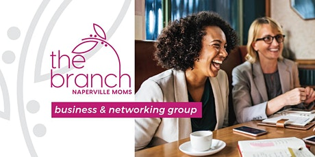Back to Networking with The Branch! tickets