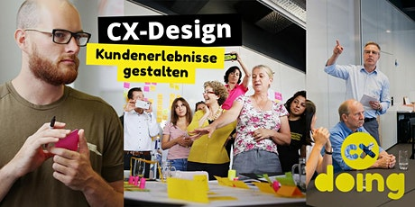 CX-Design: Customer Experience meets Service Design Tickets