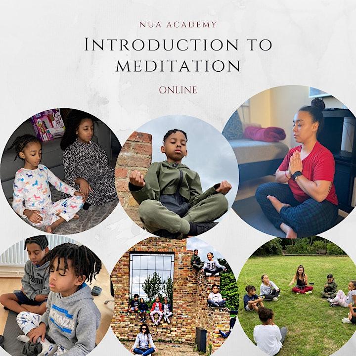 Introduction to Meditation image