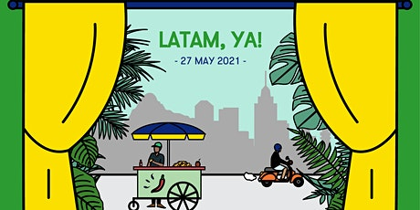 Latam, ya!   How to click with Brazil: Audience Building & Pitching Artists tickets