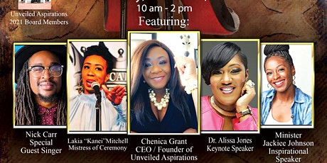 Unveiled Aspirations 7th Annual Women's Empowerment Conference tickets