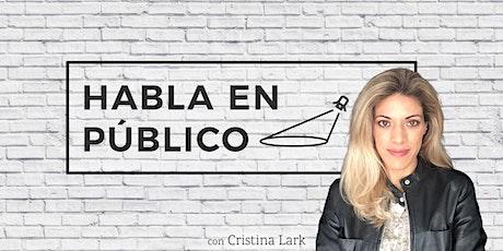 Curso de Oratoria en Valencia entradas