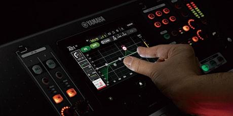 Les Consoles de mixage numériques Yamaha TF (Français/French) entradas