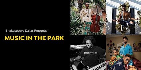 Music in the Park: Bobby Sparks, Cure for Paranoia, & The Grays tickets