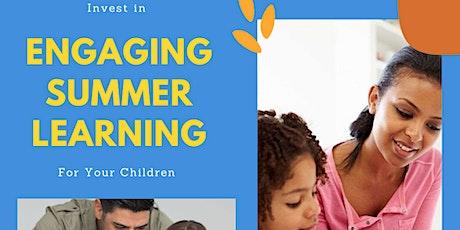 Summer Enrichment Online Courses tickets