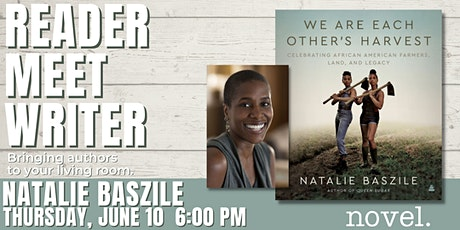 READER MEET WRITER: NATALIE BASZILE tickets