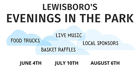 Lewisboro's Evenings in the Park tickets