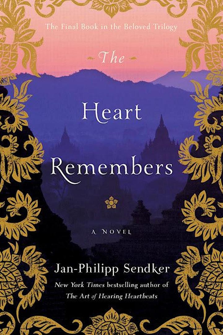 Author Talk with Jan-Philip Sendker image