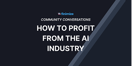 Investing In Artificial Intelligence tickets