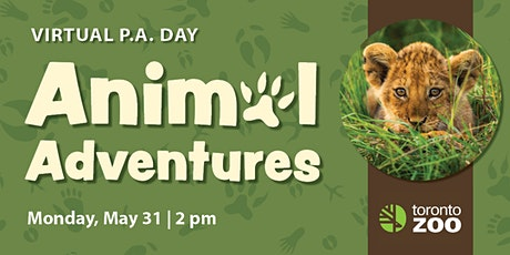 Virtual PA Day: Animal Adventures tickets