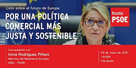 Futuro de Europa - Por una política comercial más justa y sostenible entradas