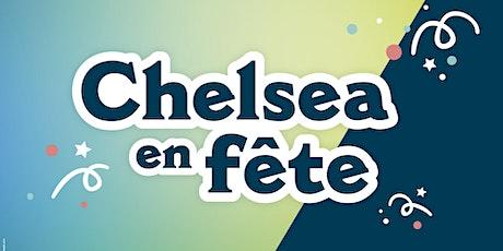 Chelsea en fête - Distribution de semis d'arbre tickets