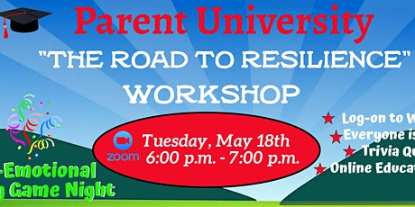 Road to Resilience- Social-Emotional Learning: Parent University tickets