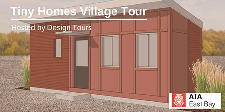 Design Tours - Tiny Home Village tickets