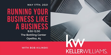 Running Your Business Like a Business tickets