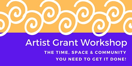 Visual Artist Grant Workshop: The Ellies tickets