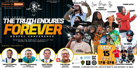 The Truth Endures Forever - Gospel Conference tickets