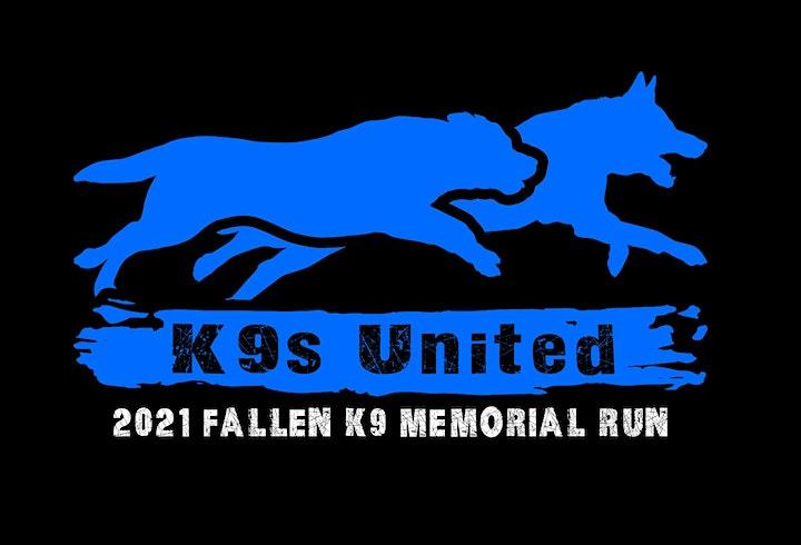 2021 National Police K9 Day - Fallen K9 Memorial Run image