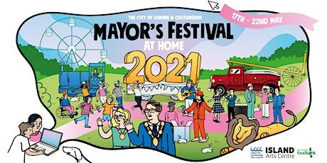 City of Lisburn & Castlereagh Mayor's Festival at Home: Carnival Art Kit tickets