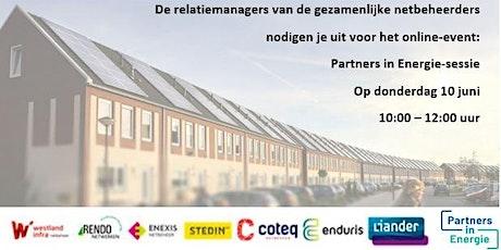 Partners in Energie-sessie tickets