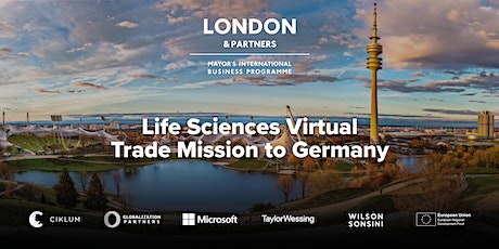 Life Sciences Mission to Germany tickets