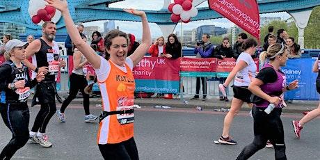 Maggie's charity place application form - Virgin Money London Marathon 2022 tickets