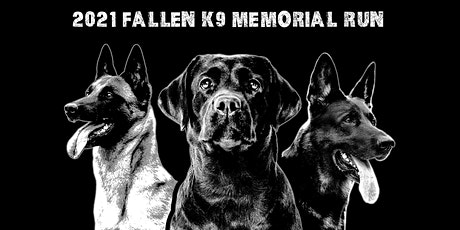 2021 National Police K9 Day - Fallen K9 Memorial Run tickets