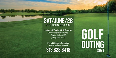 BDTI Golf Outing 2021 tickets