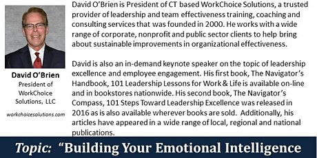 Bloomfield Business Networking  with David O'Brien [via Zoom Meeting] tickets