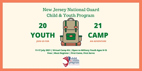 2021 Youth Camp tickets
