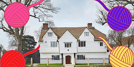 Family Activity: Finger Knitting Fun at Whitehall Historic House tickets