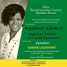 Ohio Environmental Justice Speaker Series tickets