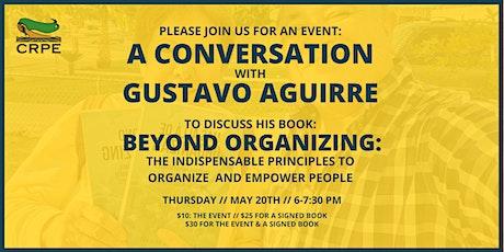 A Conversation with Gustavo Aguirre tickets
